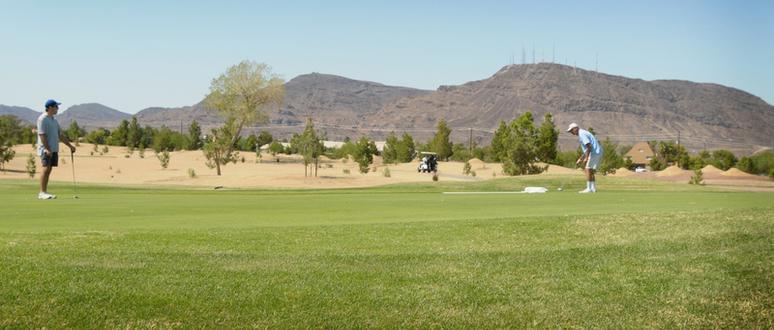Top Outdoor Golf Courses In Las Vegas