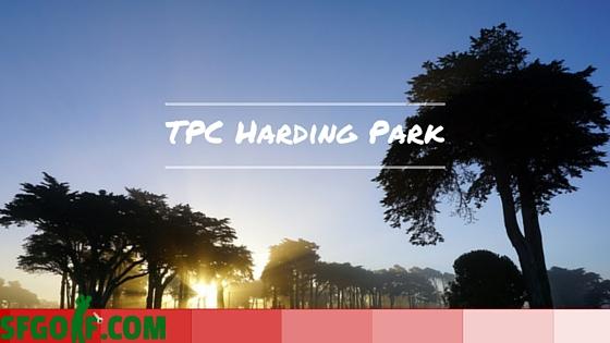 TPC Harding Park San Francisco