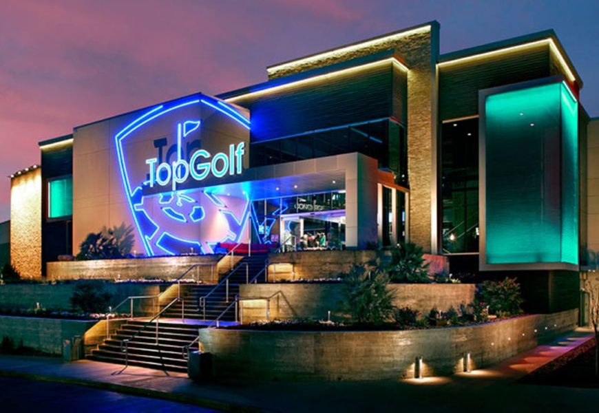 Topgolf started their journey at Las Vegas