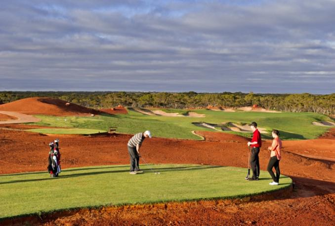 Craziest Places to Play Golf around the World